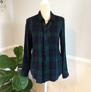 Lucky Brand Bungalow Flannel